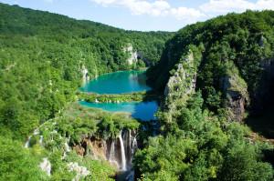A Plitvicei tavak látványosságai