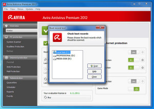 Avira Free Antivirus letöltés
