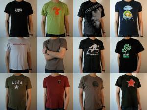 Kiváló minőségű pólók
