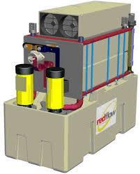 A ciklikus akkumulátor felépítése másabb