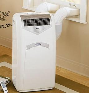 A légkondicionáló az egész lakást lehűti