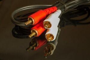 RCA jack kábel
