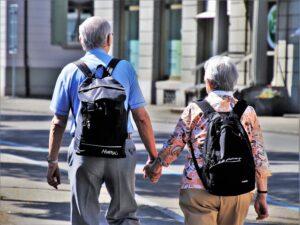 Kellemes környezet időseknek