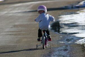 Gyerekbiciklik és gyerekülések biciklihez